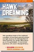 Hawk Dreaming brochure