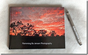 Flemming Bo Jensen Photography - book, cover