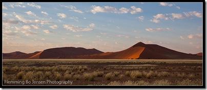 Namib Dunes. Flemming Bo Jensen Photography