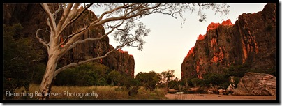Windjana Gorge. Flemming Bo Jensen Photography.