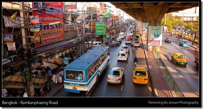 Ramkanphaeng Road
