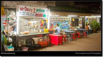Ramkanphaeng street kitchen