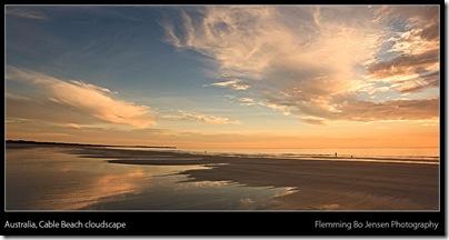 cable beach cloud - blog