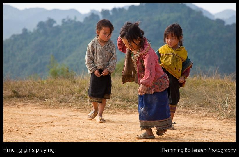 """Featured image for """"Laos village children portraits"""""""