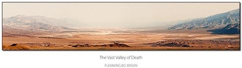 vast valley of death - blog