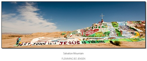 Salvation Mountain -blog