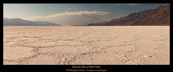 Badwater Death Valley Pano blog