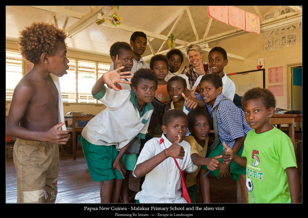 """Featured image for """"Malakur Primary School in PNG"""""""