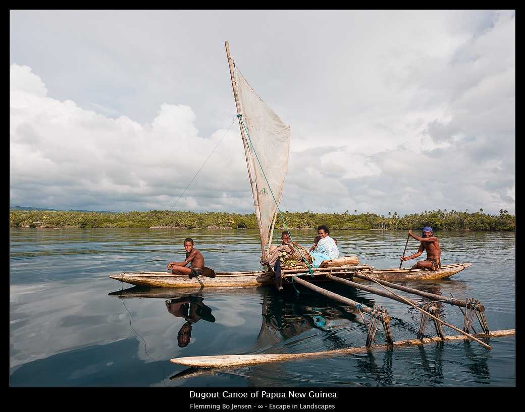 """Featured image for """"Dugout Canoes of PNG"""""""