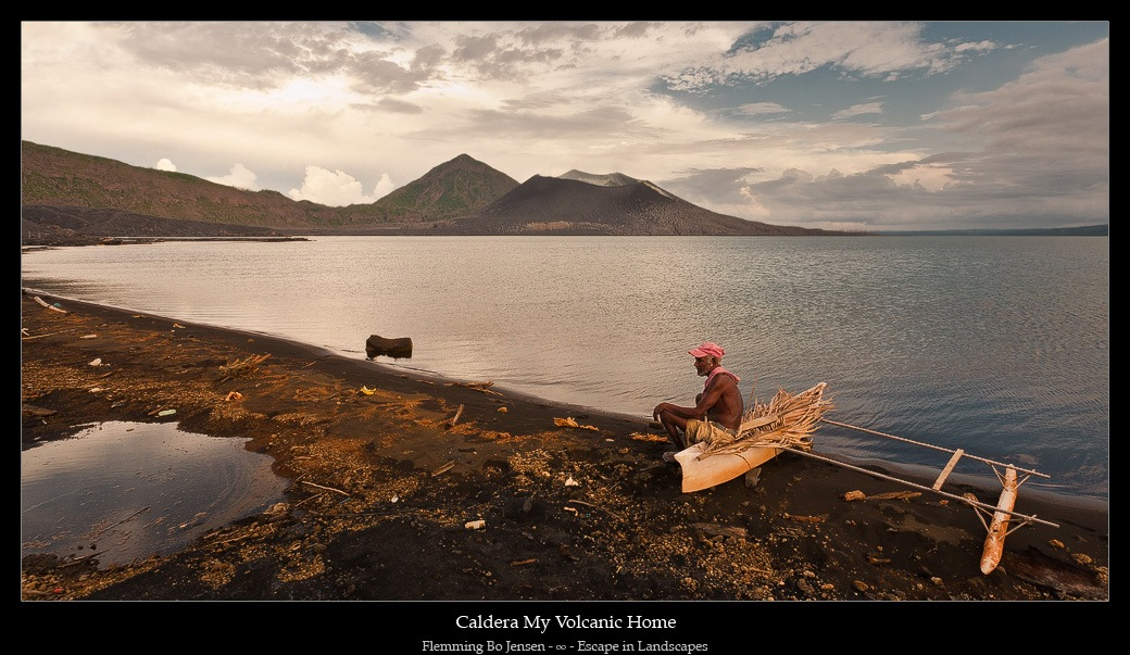 """Featured image for """"The altered world of Caldera in Rabaul"""""""
