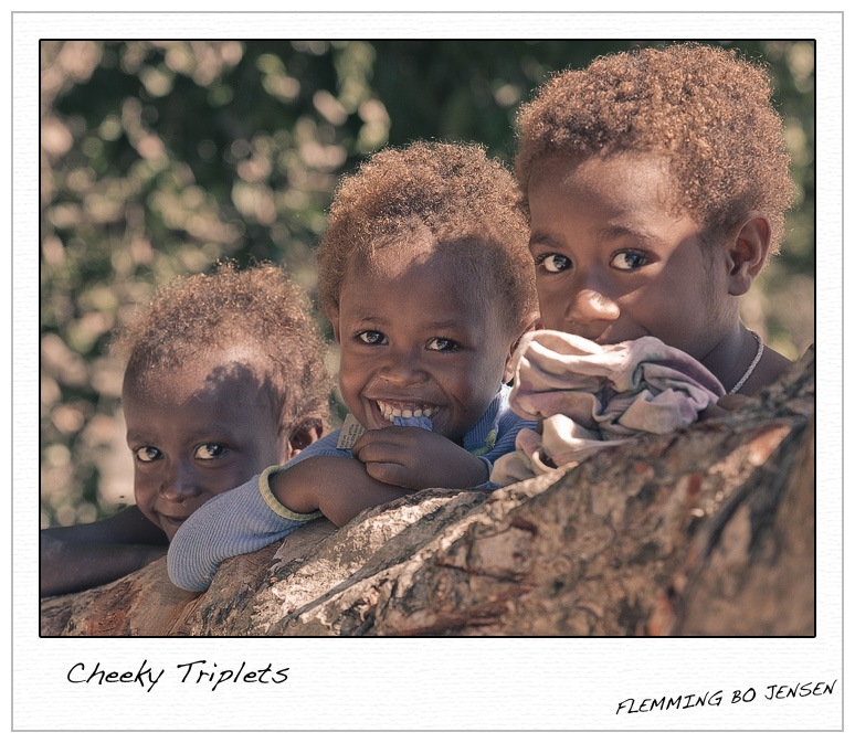 """Featured image for """"Polaroids from Papua New Guinea"""""""