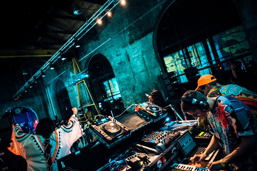 Copia Doble Systema at RAW2013 Copenhagen.