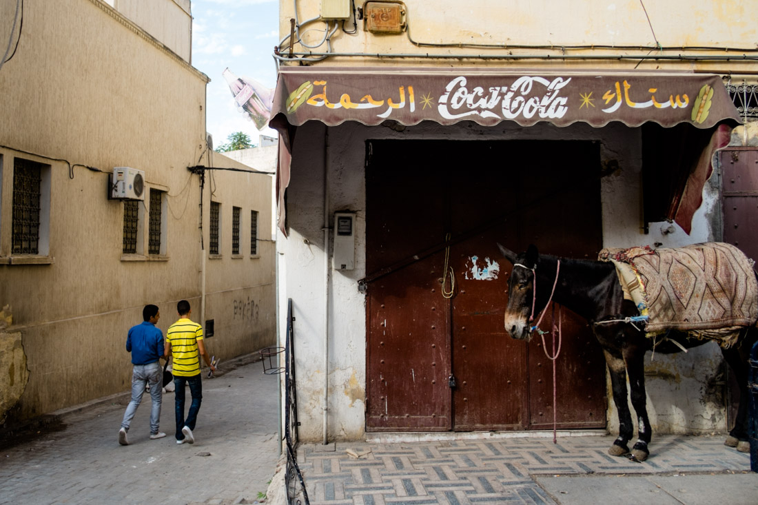 Streets of Fes