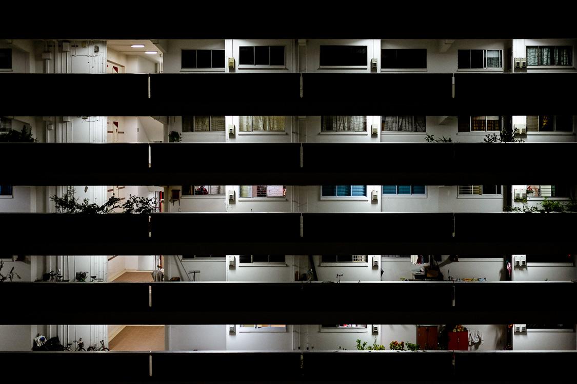 Matrix flats at Tampines