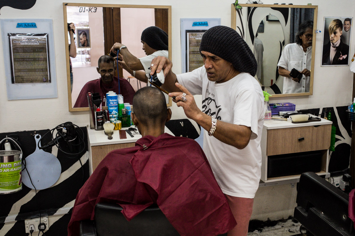 """Featured image for """"My Singapore Life – Johnny Depp at the barber shop"""""""