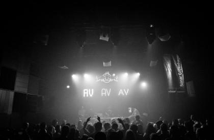 AV AV AV at Sonar Copenhagen
