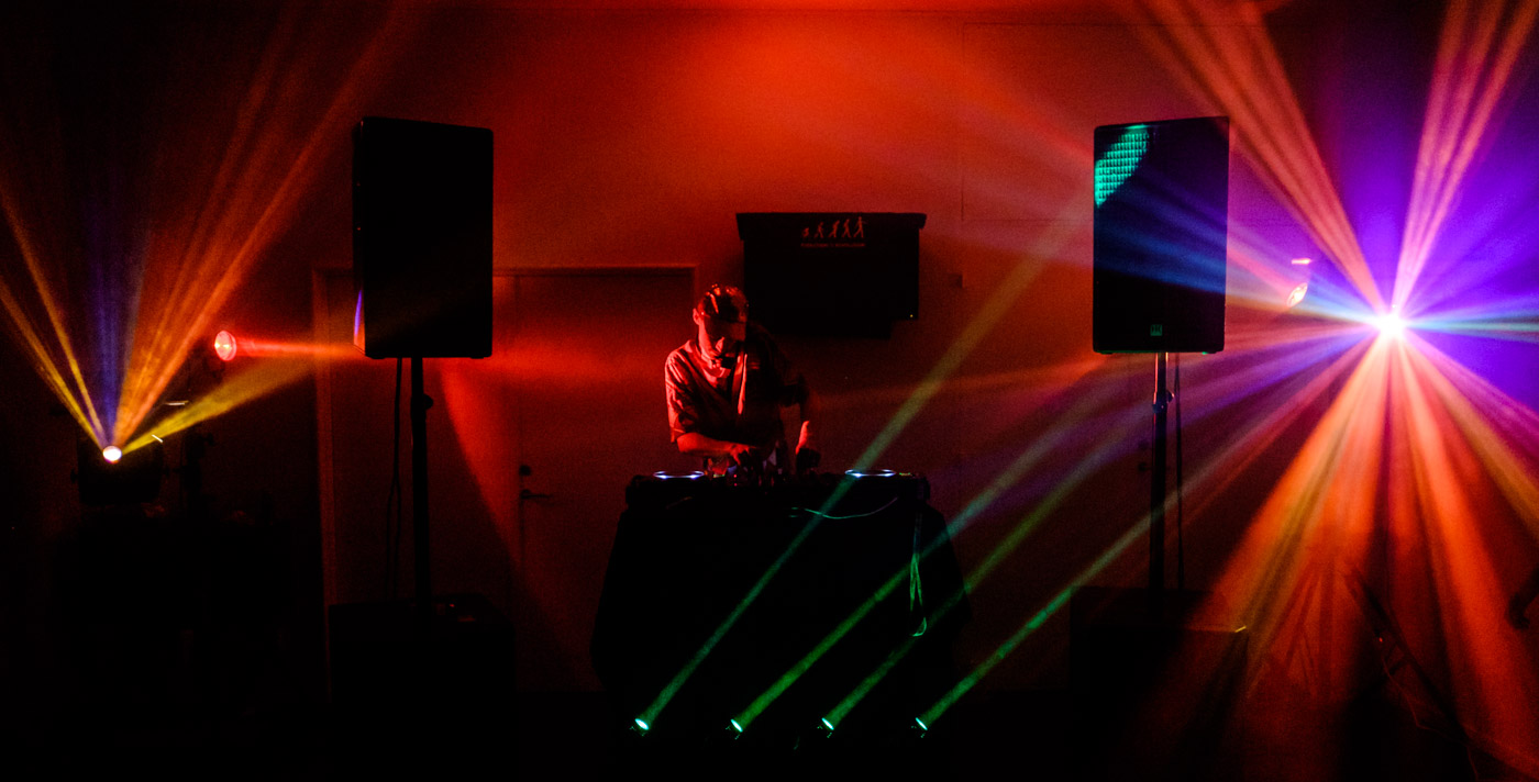My final image of the day: Copyflex in our Fujifilm Nightclub.