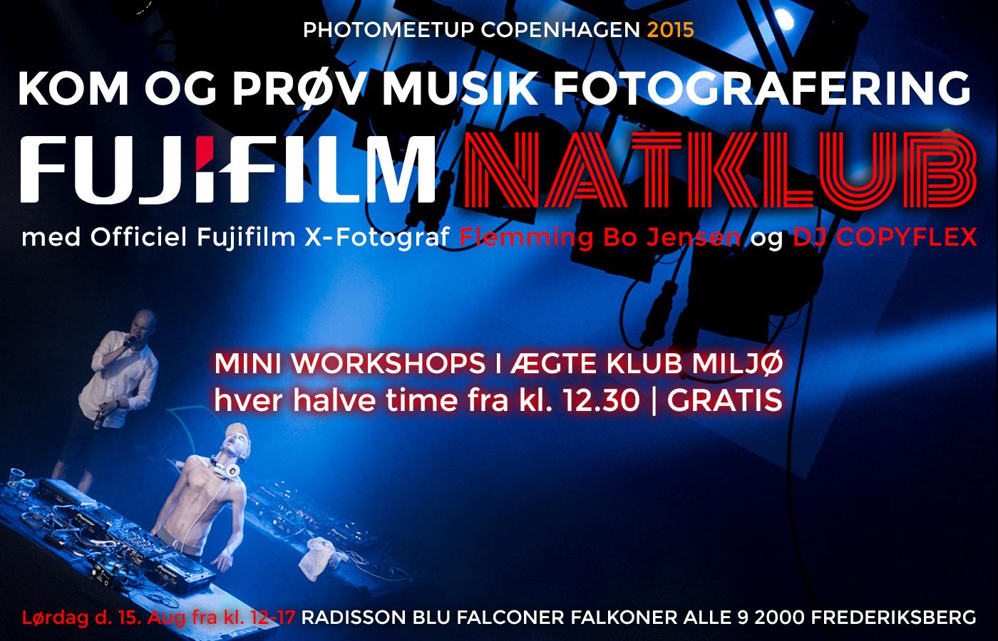 Fujifilm Nightclub