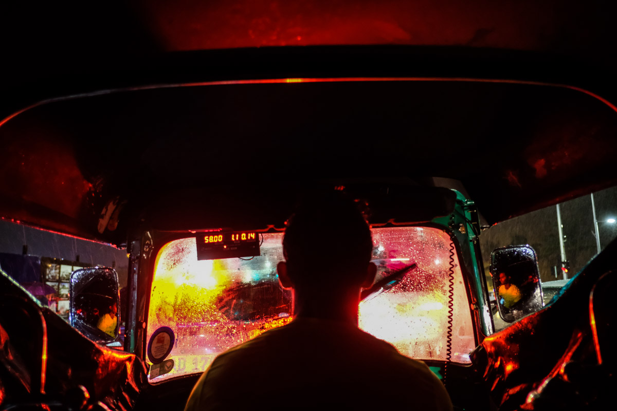 """Featured image for """"Inside a Three Wheeler in Colombo"""""""