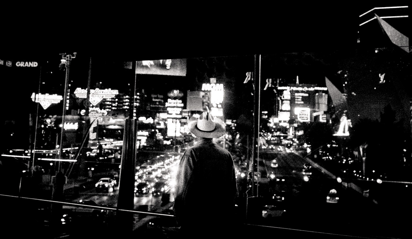 Lone Ranger Lost in Las Vegas (best title ever for a movie!)