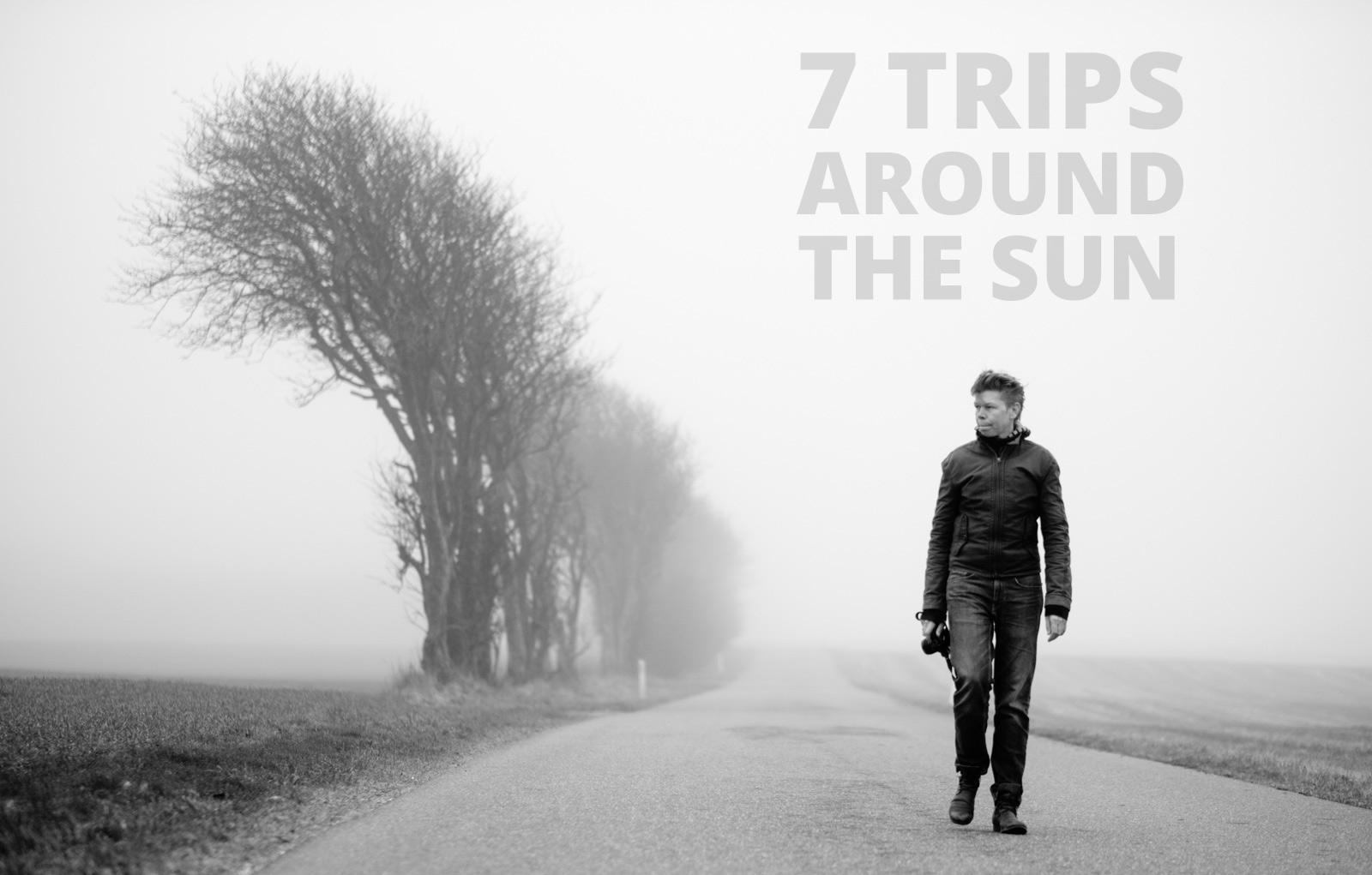 Seven Trips around the Sun