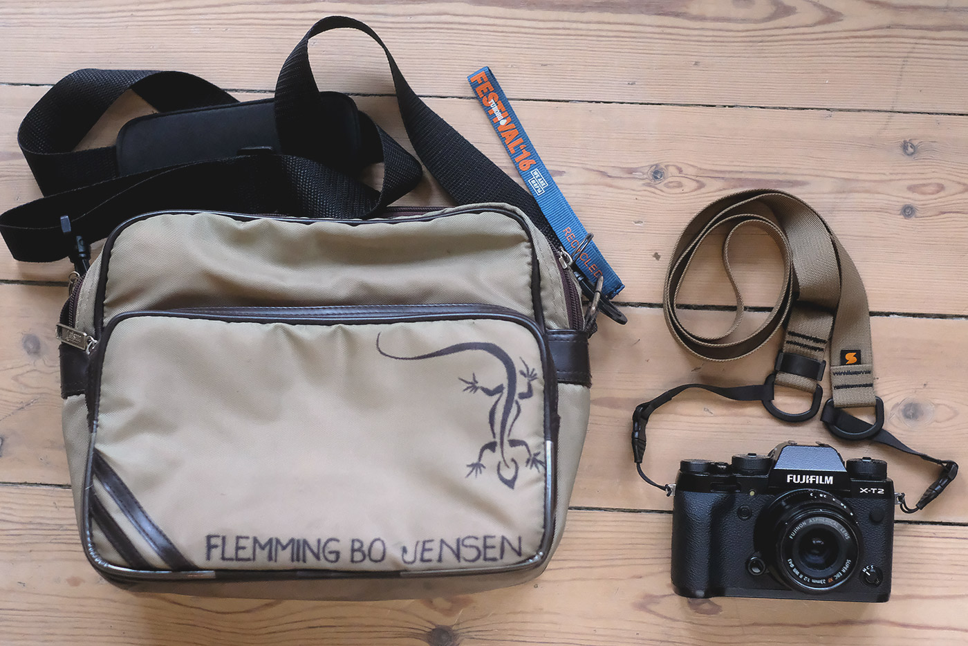Simplr Strap - a good and simple camera strap - Flemming Bo Jensen