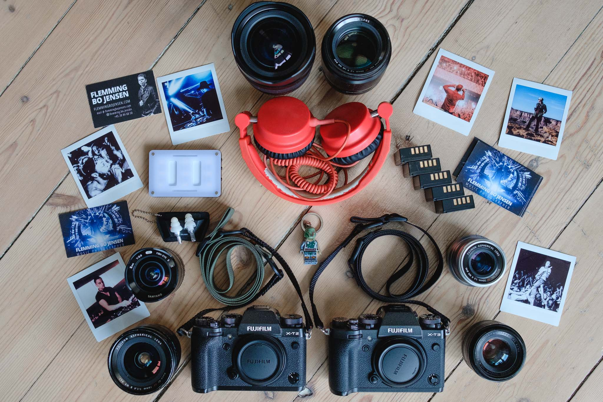 """Featured image for """"What's in my Gear Bag ?"""""""