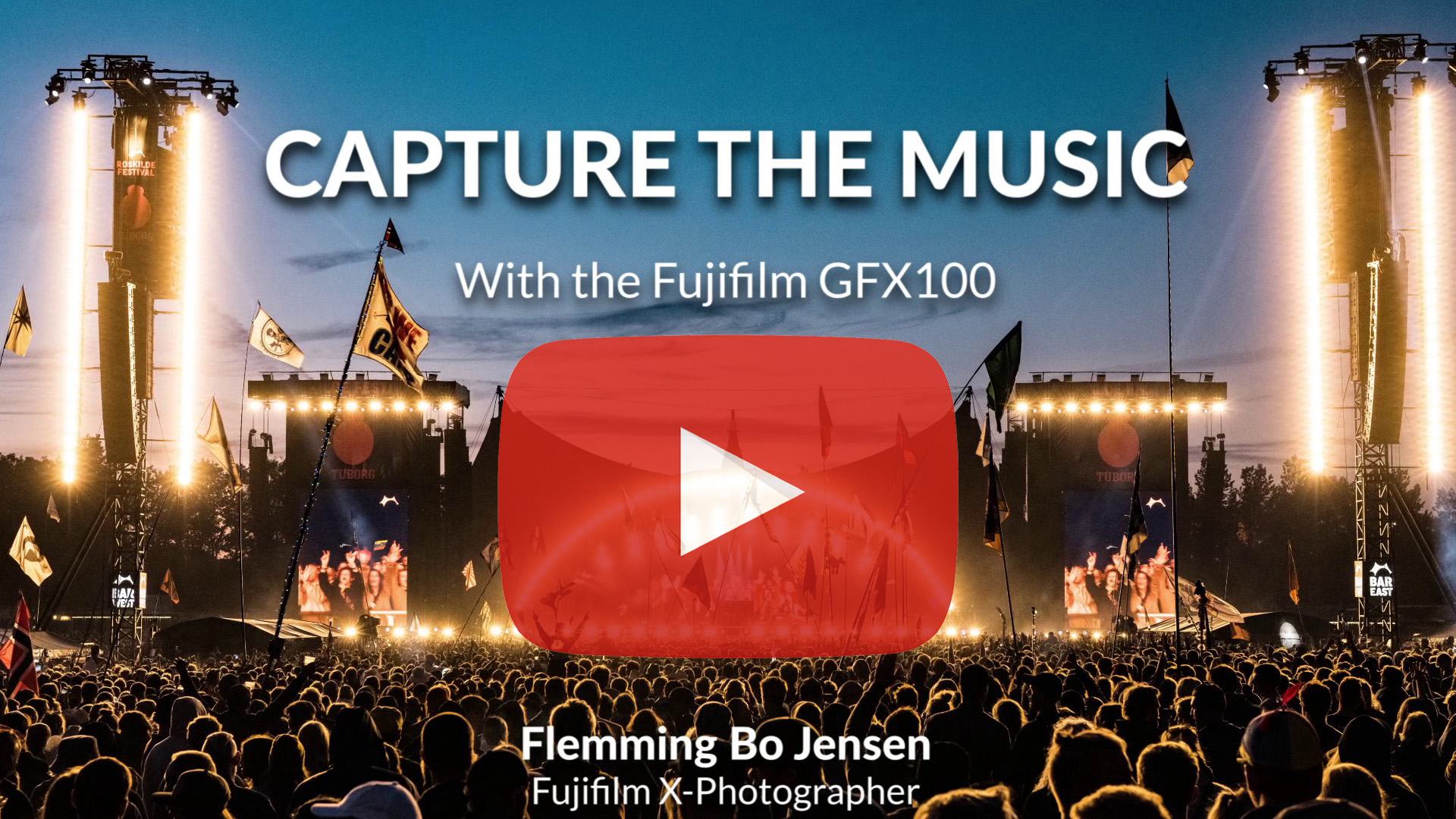 """Featured image for """"Movie: Capturing Music with the Fujifilm GFX100"""""""