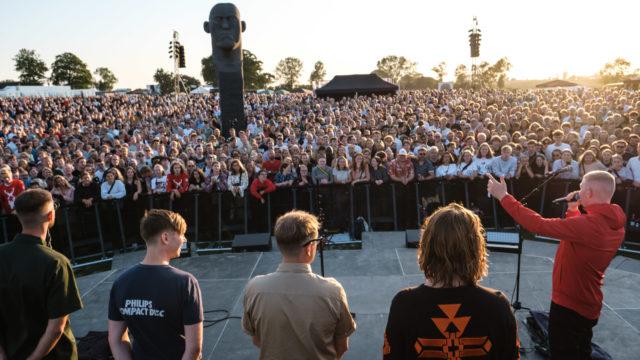 The Minds of 99 – Dodekalitten. Foto af Flemming Bo Jensen