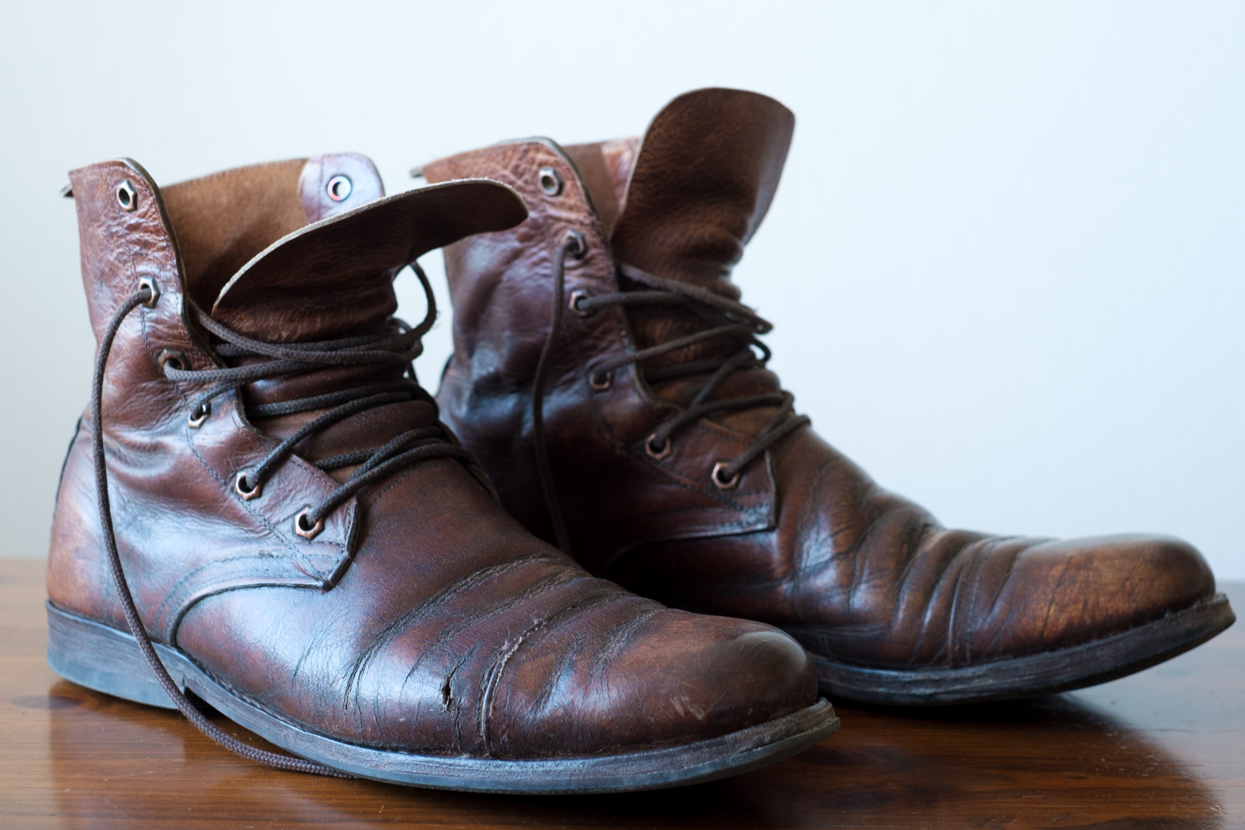 """Featured image for """"My Custom Handmade Boots from Guatemala"""""""