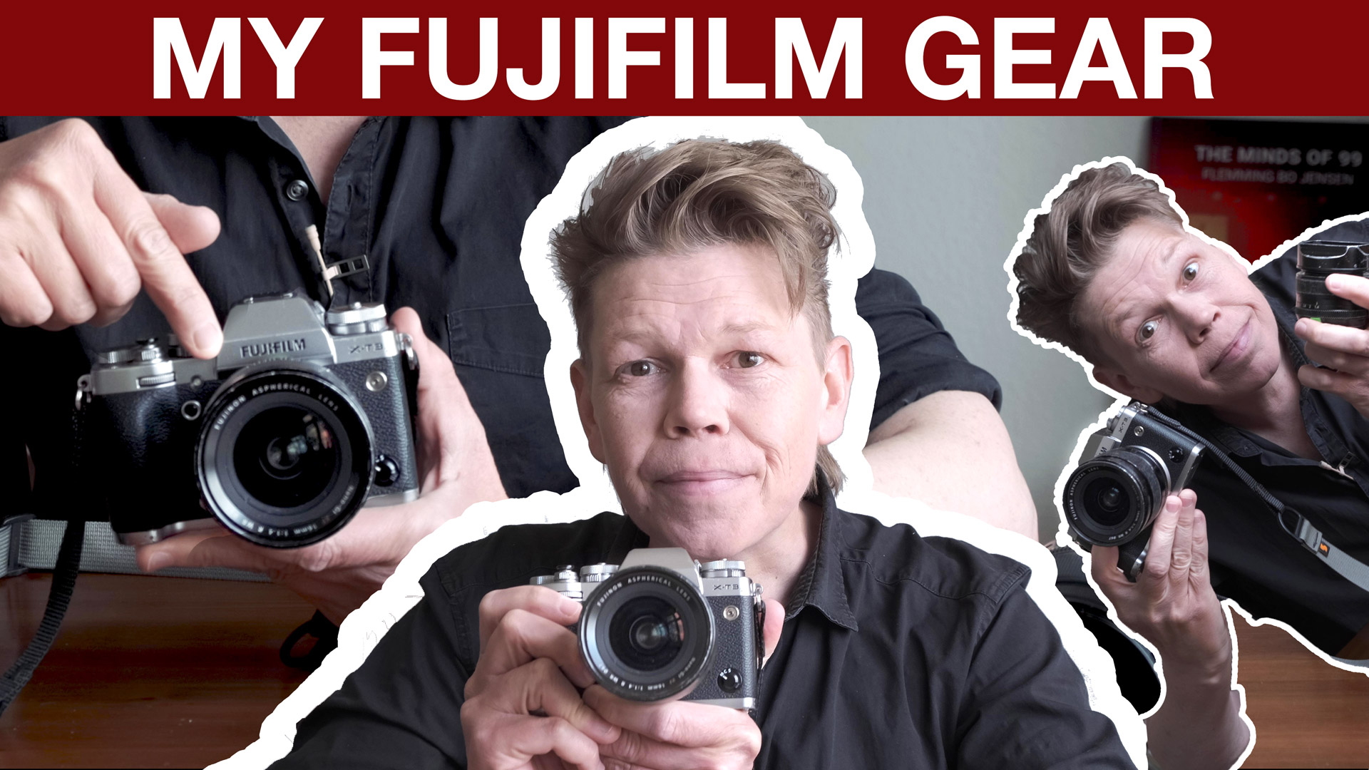 """Featured image for """"My Fujifilm Gear for Music Photography"""""""