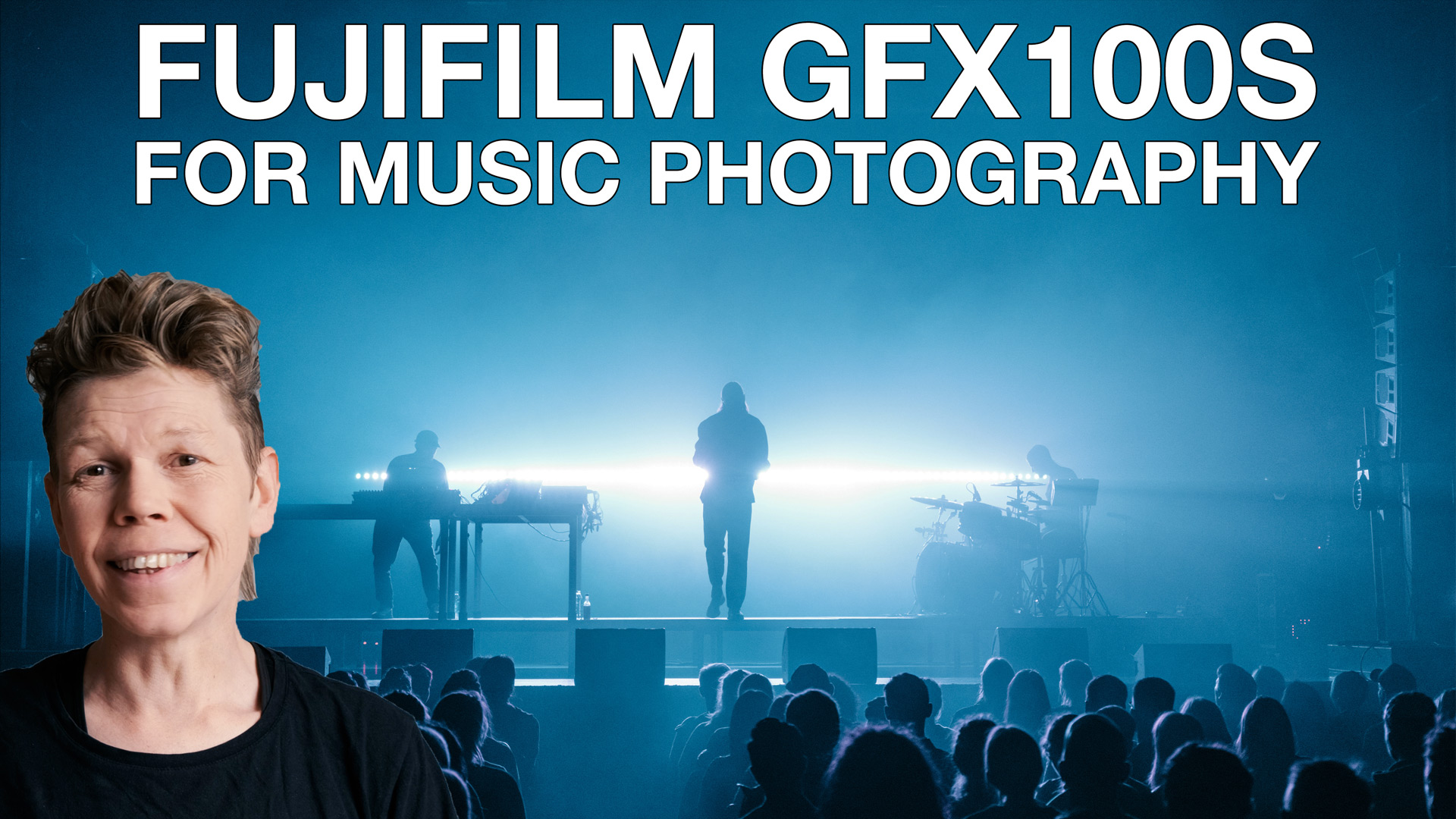 """Featured image for """"FUJIFILM GFX100S at music gigs – and wideangle focal lengths explained"""""""